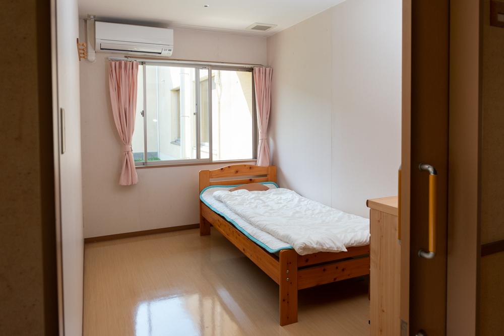 個室の室内